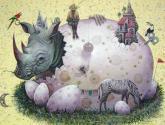 en el nido del rinoceronte