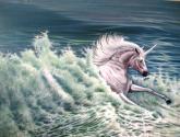 serie marinas y caballos no.2