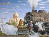 tren hindú