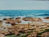 vacío ante el mar