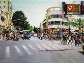 calle allenby tel aviv