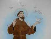 santo são francisco de assis