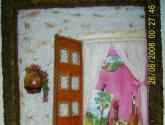 la ventana del pintor
