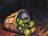 bodegon con peras