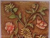 girasoles muralismo (texturas)