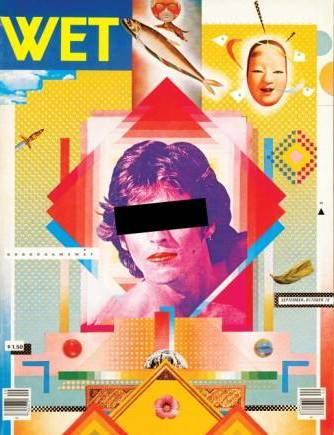 WET magazine     1 MB     © April Greiman and Jayme Odgers