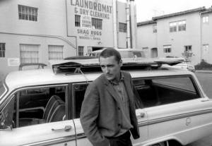 Autorretrato, por Dennis Hopper, 1963, Los Angeles.The Dennis Hopper Art Trust
