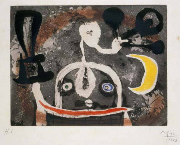 Série III © Successió Miró 2013
