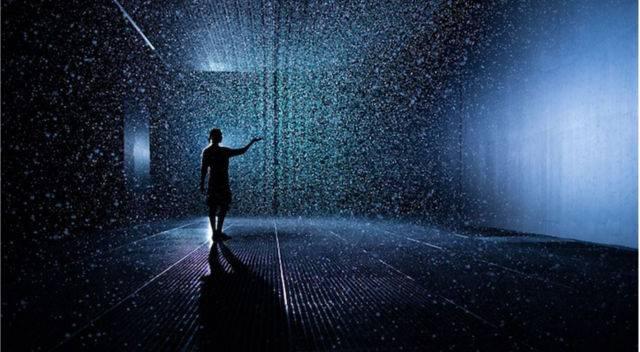 Rain Room, por Random International, 2012