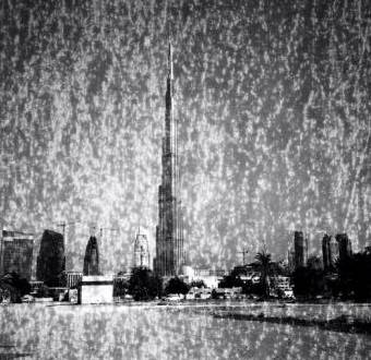 2.	Ziad Antar, Burj Khalifa Expired, 2010. Courtesy of the artist and Selma Feriani Gallery, London.