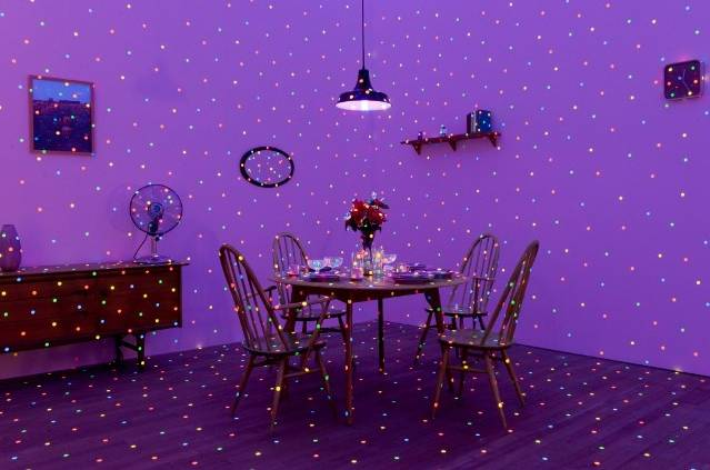 I'm Here, but Nothing, 2000/2012  © Yayoi Kusama  Photo credit: Lucy Dawkins/Tate Photography