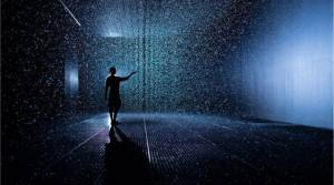 Rain Room, by Random International, 2012