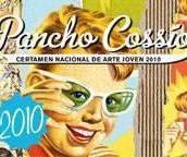 Cartel del CNAJ Pancho Cossío 2010