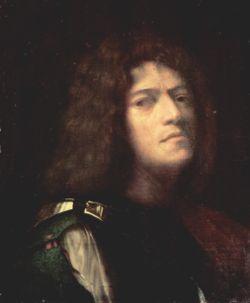 Autorretrato atribuido a Giorgione del Museo Herzog Anton Ulrich de Branschweig.