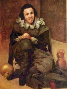 Retrato del bufsn Juan de Calabazas, de Diego Velazquez