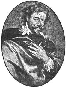 Retrato de Rubens.