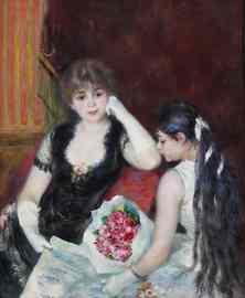 Obra de Auguste Renoir, uno de los autores más esperados del año