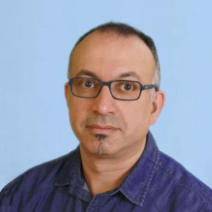 Photo of Behshad Arjomandi