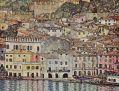 Malcesine on the Garda Lake, 1913