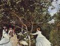 Femmes au jardin (Women in the Garden), 1867