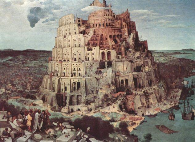 bruegel the tower of babel 1563 kunsthistorisches museum
