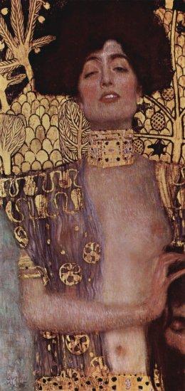 klimt judith 1901 oesterreichische galerie belvedere