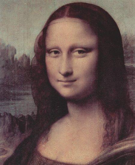 Mona Lisa, La Giaconda, detalle - Leonardo  da Vinci - artelista.com