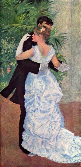 renoir baile en la ciudad museo dorsay