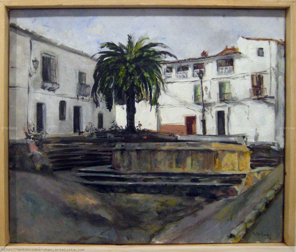Plaza del concejo cazalla de la sierra sevilla antonio d - Casas en cazalla de la sierra ...