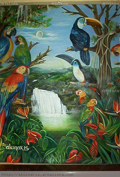 Aves del Paraiso Alcinaris Cordoba Hernandez  Artelistacom