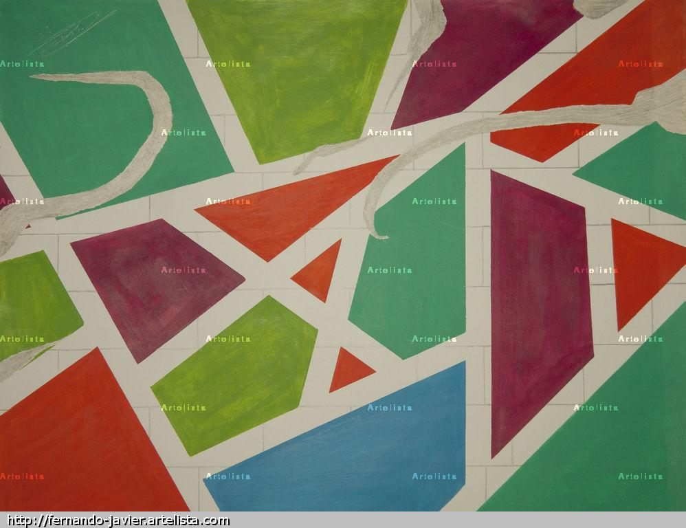 Mosaico de color con latigos de oscuridad fernando javier manzanares losada - Mosaico de colores ...