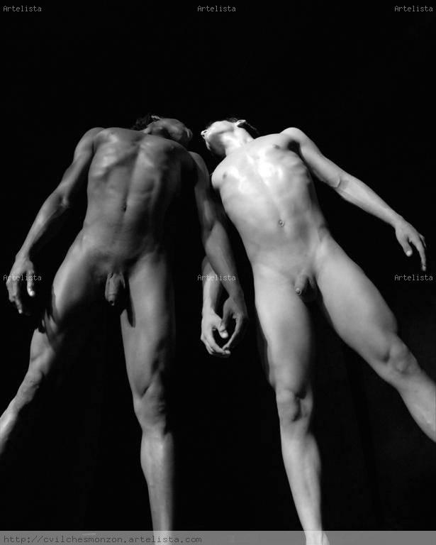 Arte desnudo de la revista Ls