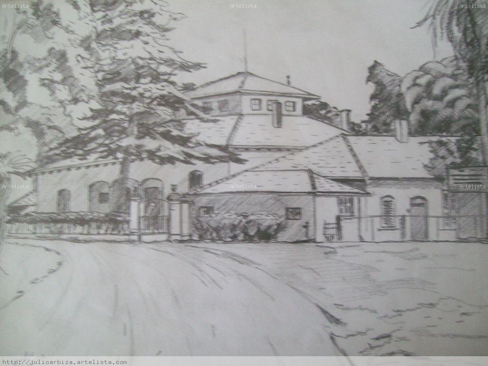 Dibujo Lapiz Julio Sergio Arbiza Lozano Artelista Com