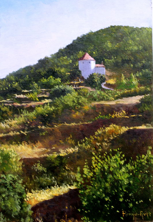 ermita  de tronchon