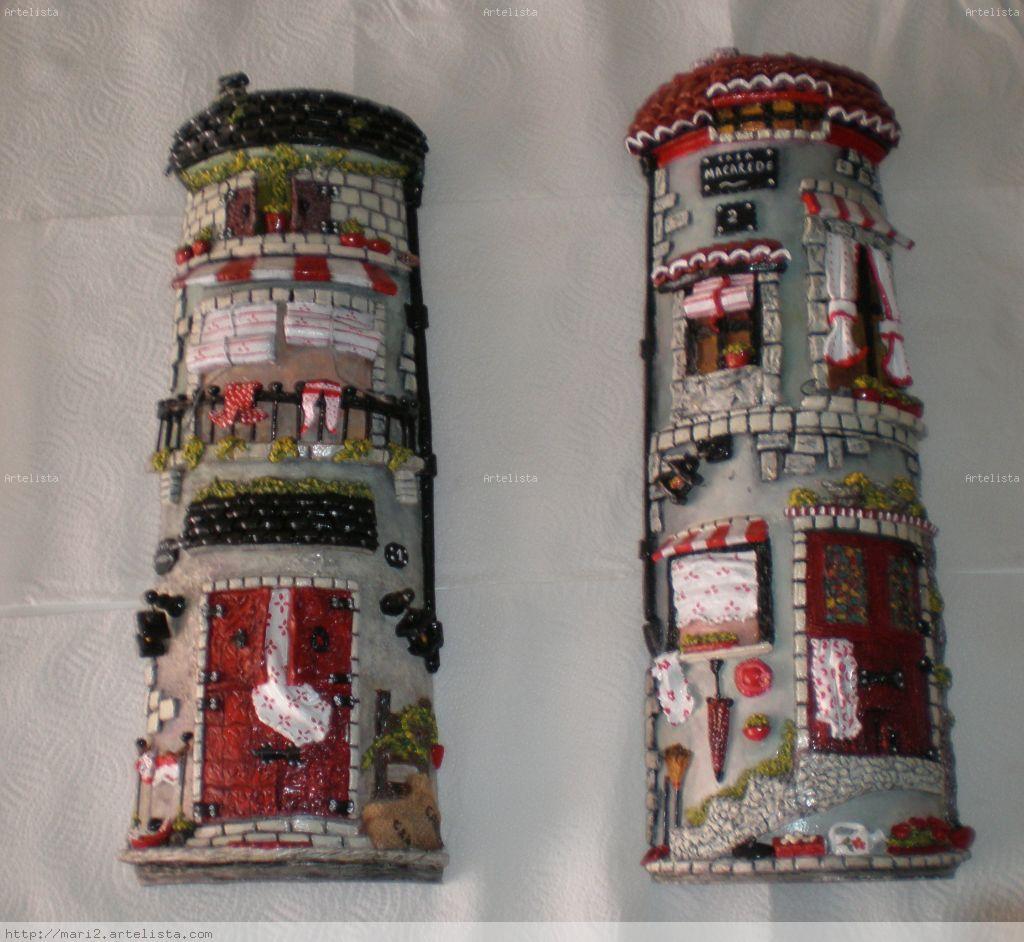 Tejas casas mari carmen rey delgado - Accesorios para decorar tejas ...