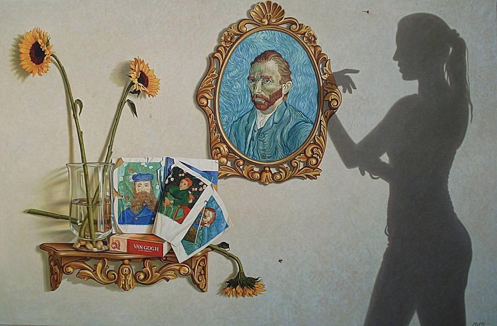 los arabescos de Van Gogh