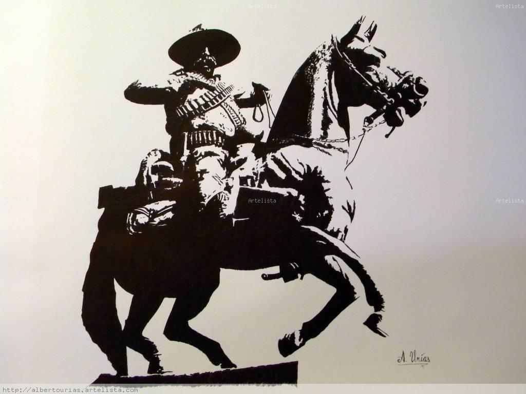 Pancho Villa Art