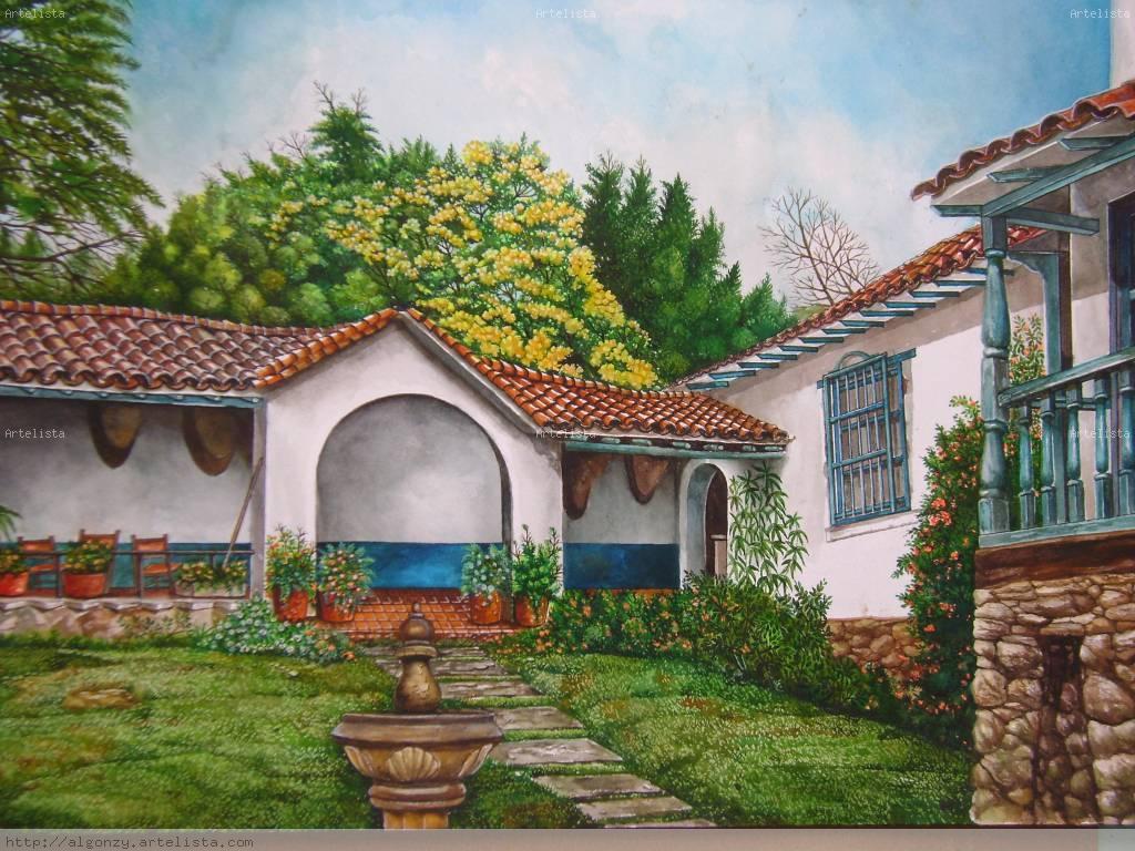 Hacienda Las Fuentes. (Cundinamarca- Colombia) Carlos