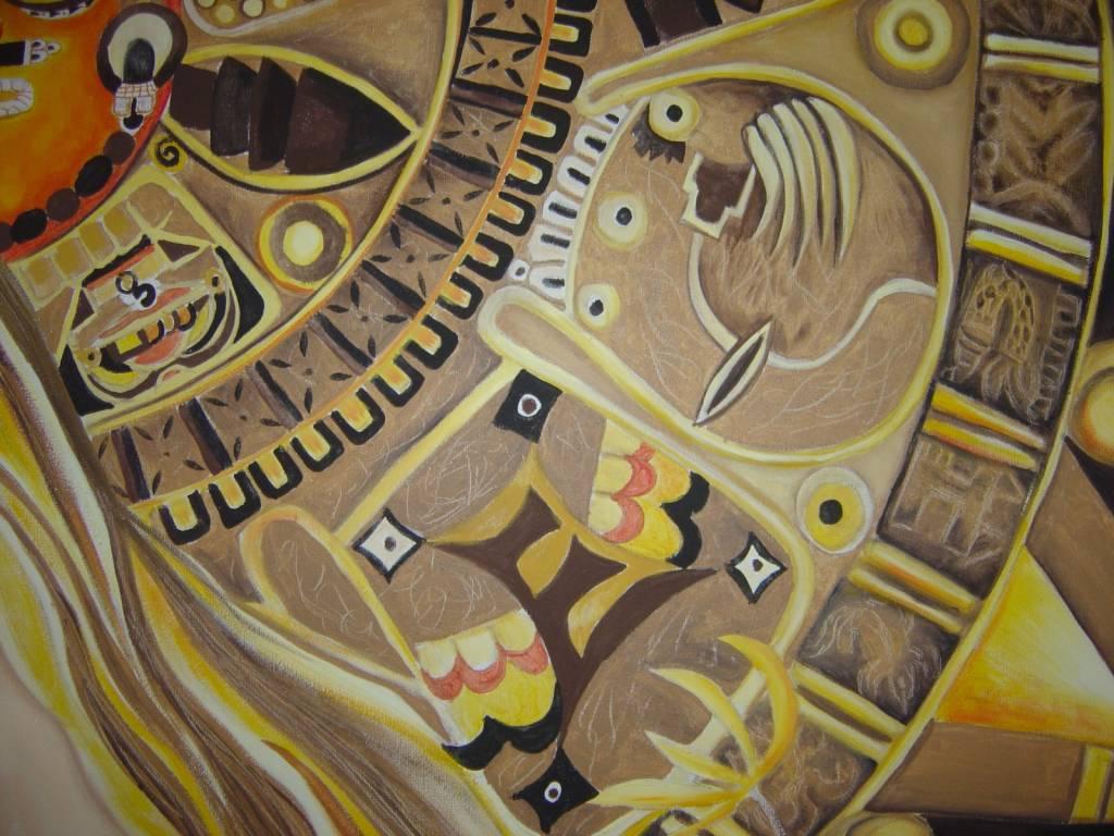 Cultura Azteca Hilda Amigón Artelistacom