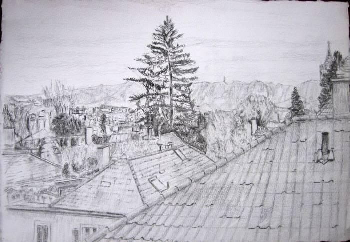 Zurich tejados victor juanas uriol - Dibujos de tejados ...