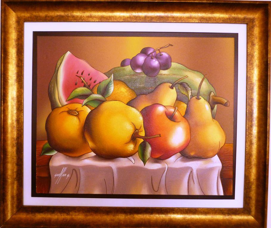 Bodegon de frutas gabriel guaman guerra - Fotos de bodegones de frutas ...