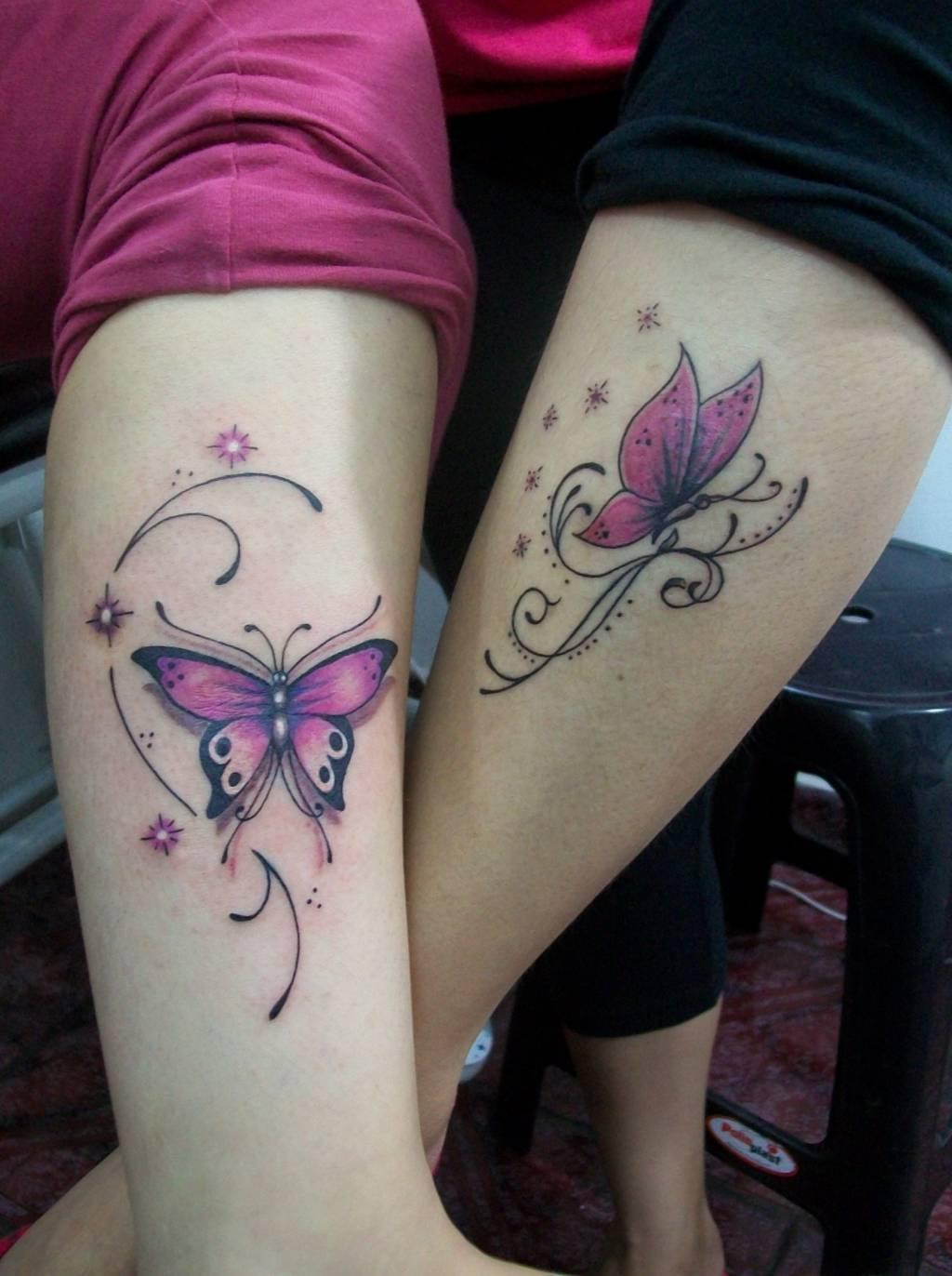 mariposa traicionera AluvhA tattoo (alain-head)- Artelista.com