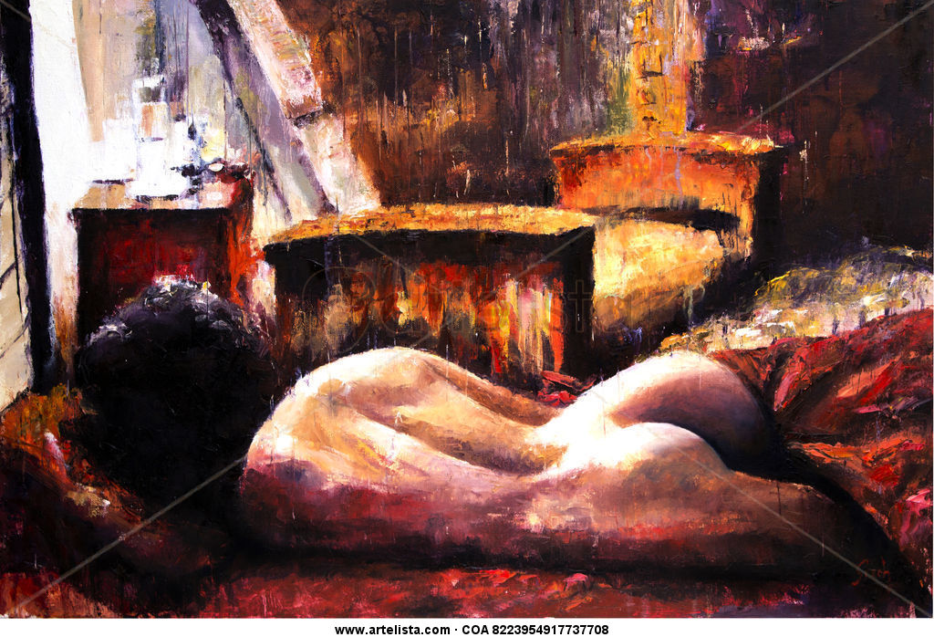 habitación desnuda