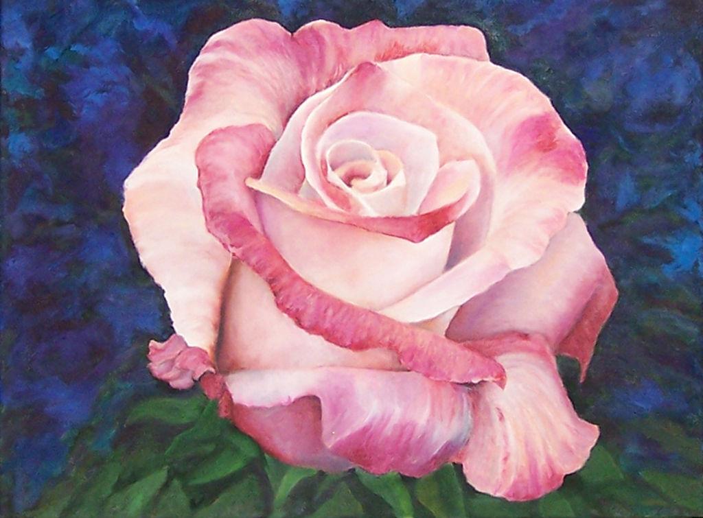 Rosa Blanca Rosada Liliana Saslaver Artelistacom