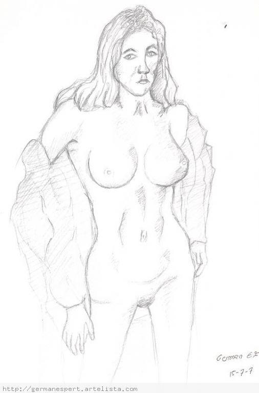 Mujer Desnuda German Espert Fernandez Artelistacom