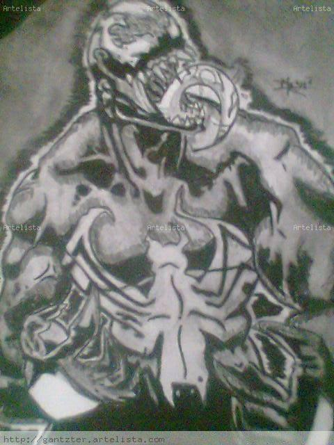 Venom Oscar Marmolejo Artelistacom