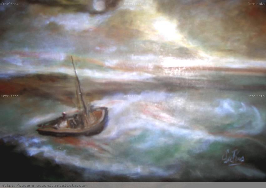 Tormenta En El Mar Susana Rusconi