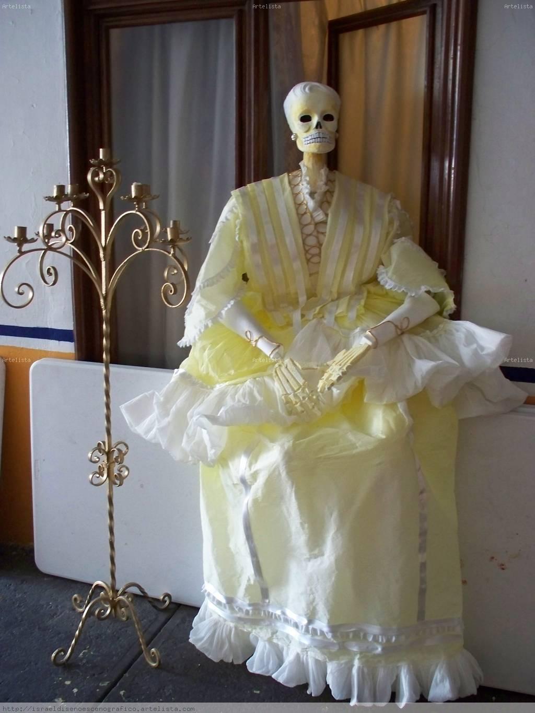 Vestidos De La Catrina