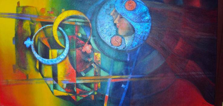 Elias Peña - pintor dominicano