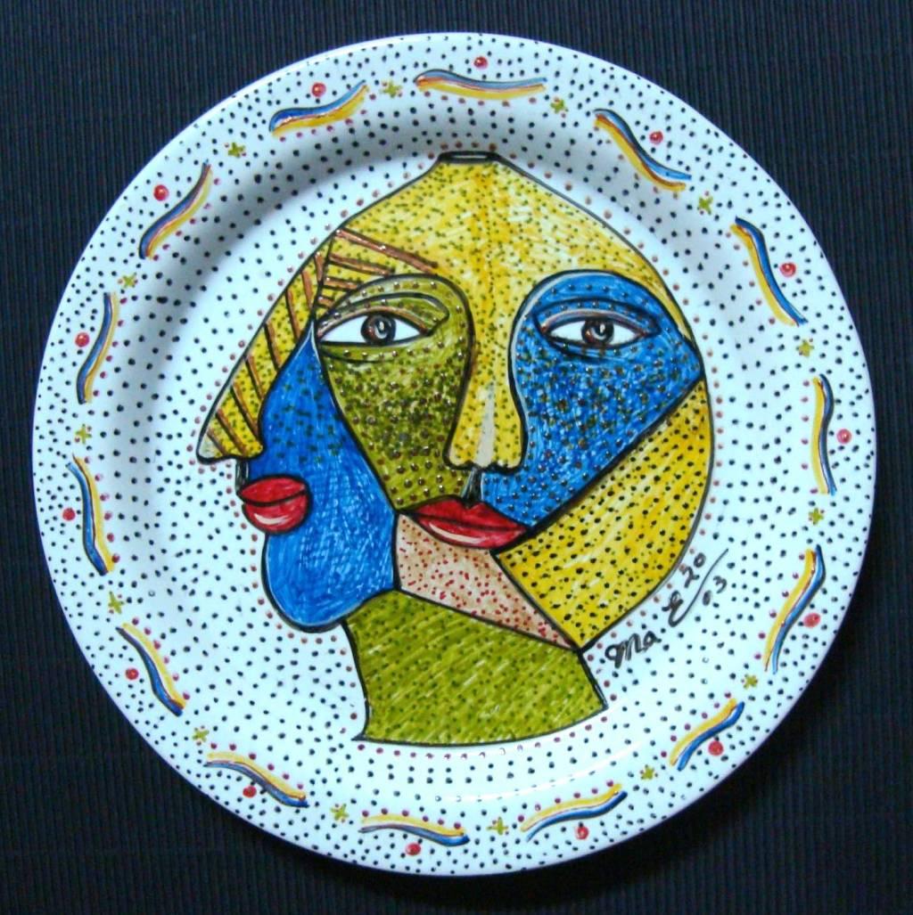Dibujos para platos de ceramica imagui - Platos de ceramica ...
